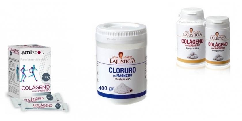 Usos y propiedades del colágeno con magnesio