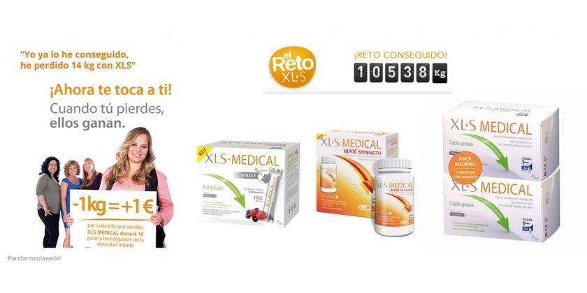 Adelgaza con XLS MEDICAL