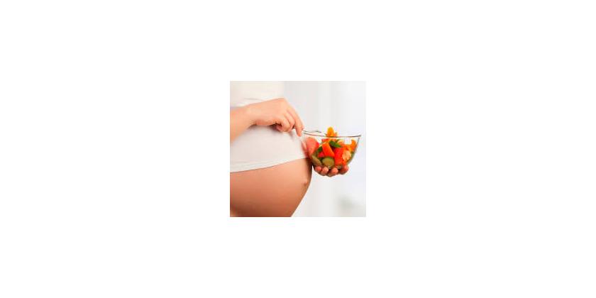 Alimentacion saludable para embarazadas