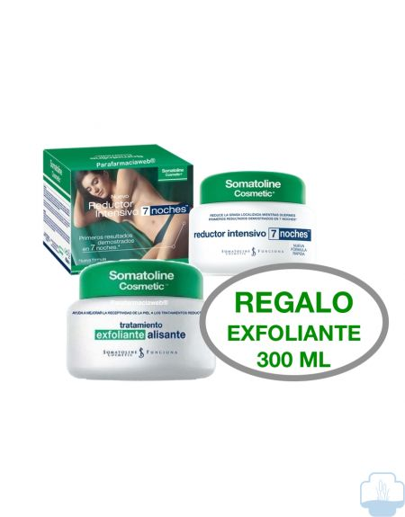 Somatoline reductor intensivo 7 noches 450 ml