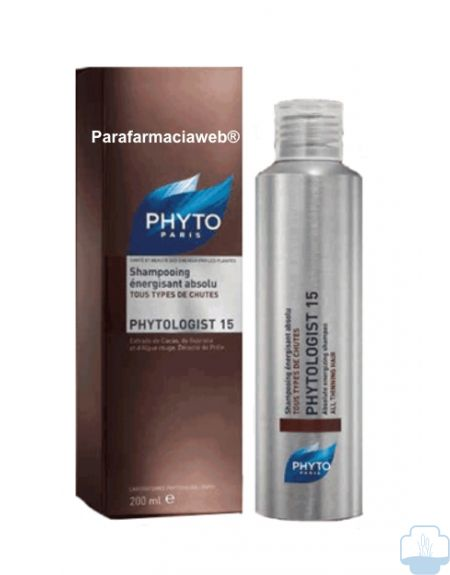 Phytologist champu anticaida absoluto 200ml
