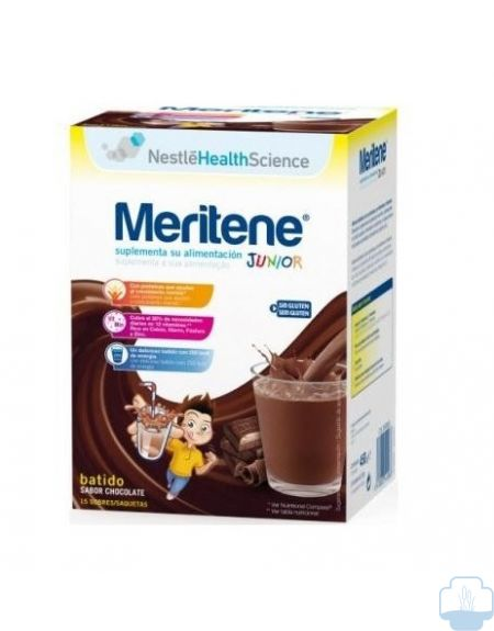 Meritene junior chocolate  450 g