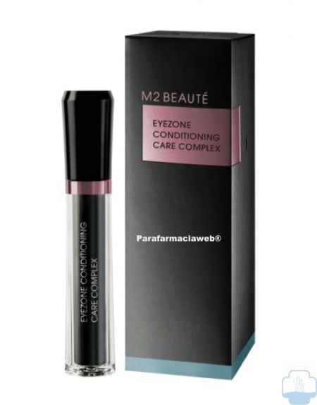 M2 beaute eyezone gel revitalizante pestañas y cejas 8ml