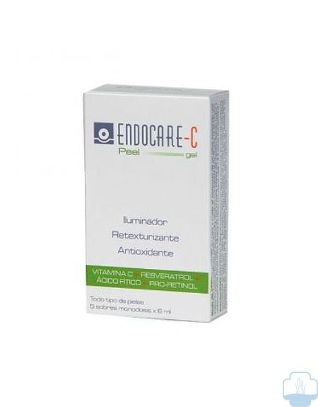 Endocare c peel gel 5 sobres de 6ml