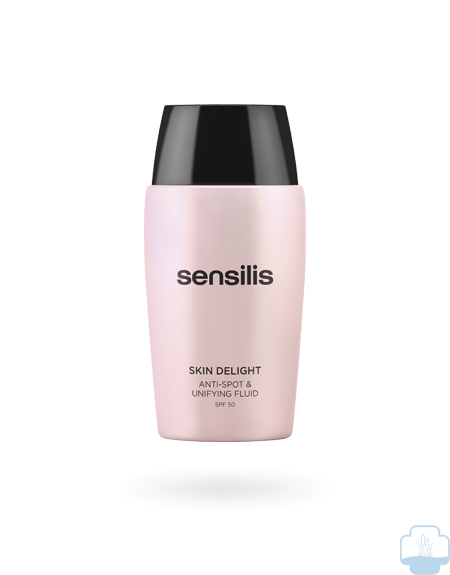 Sensilis SKIN DELIGHT ANTISPOT & UNIFYING FLUID 50 ml