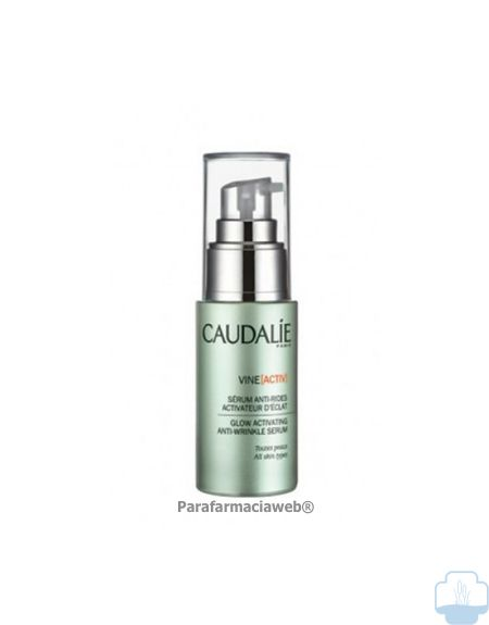 Caudalie vineactiv serum antiarrugas resplandor 30ml