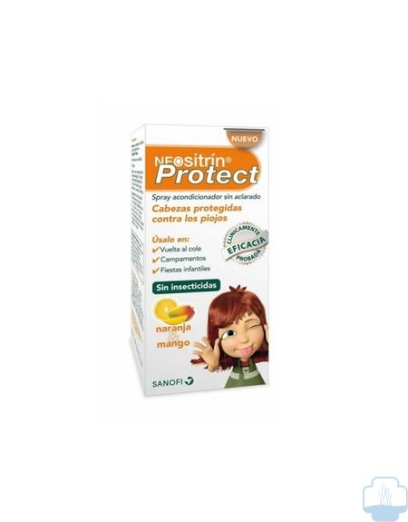 Neositrin protect spray  antipiojos 250ml