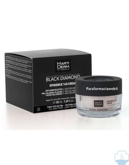 Martiderm black diamond epigence 145 sleeping crema de noche 50ml