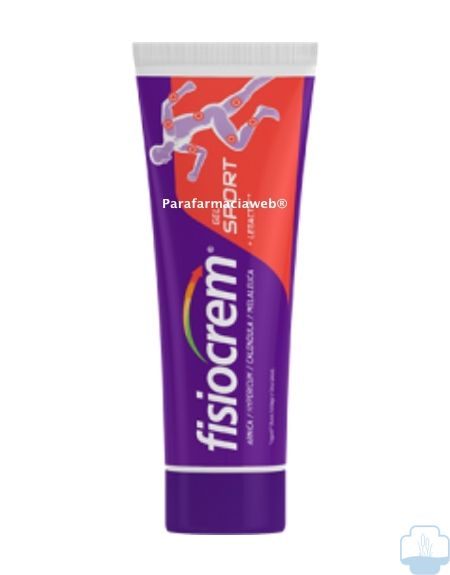 Fisiocrem gel sport 120ml