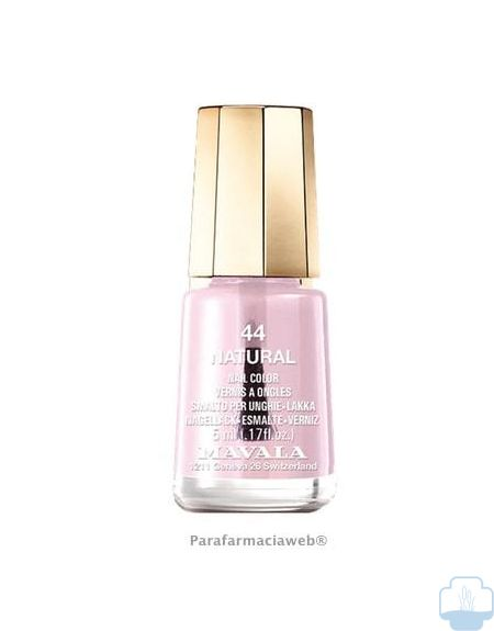 Mavala esmalte de uñas color 44 natural 5ml