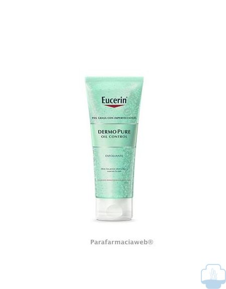 Eucerin dermopure exfoliante facial 100ml