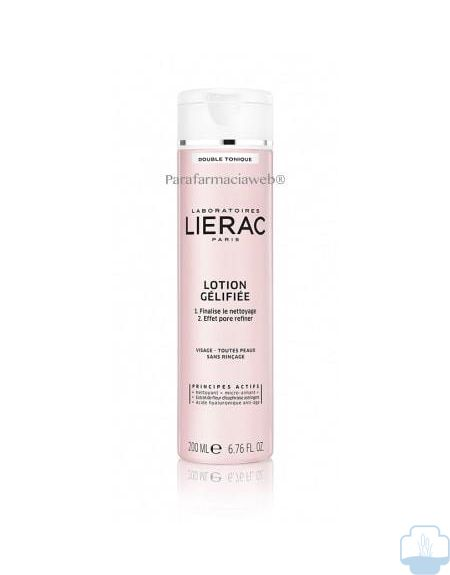 Lierac tonico locion en gel 200ml