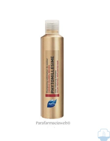 phytomillesime champu cabello con color 200ml