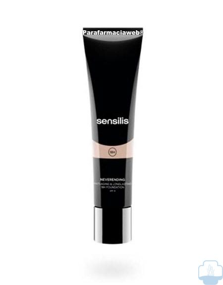 Sensilis mk maquillaje neverending 30 ml