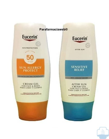 Eucerin sun allergy protection spf 50 150ml