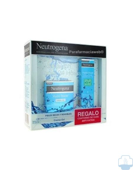 Neutrógena hydro boost crema gel 50ml + regalo contorno ojos anti-fatiga 15ml