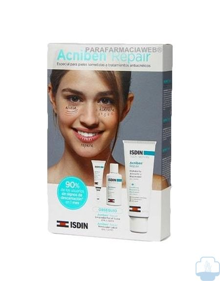 Isdin acniben repair pack