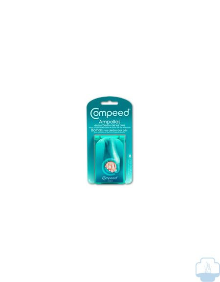 Compeed ampollas dedos pies 8 uds