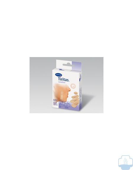 Hartmann Tiritas Sensitive, 20 uds