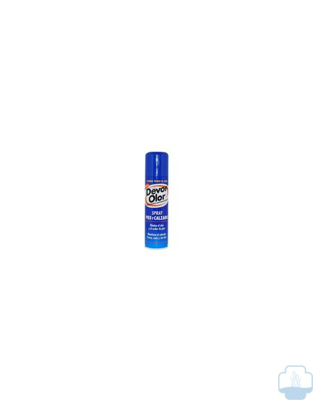 Devor olor desodorante spray 150 ml