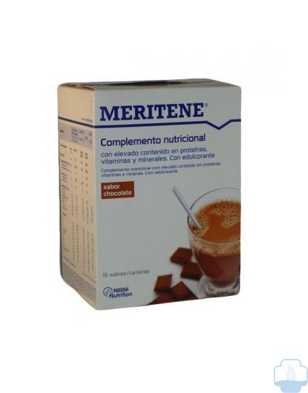Meritene chocolate 450 g