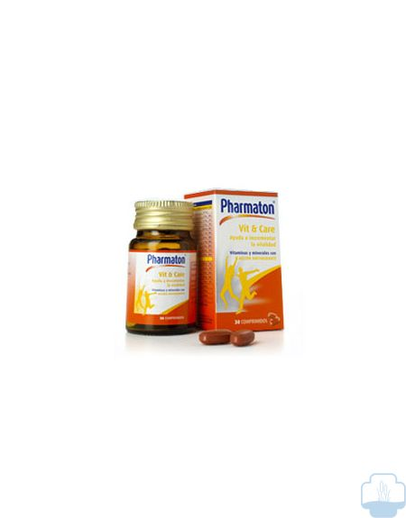 Pharmaton vit care 60  comprimidos