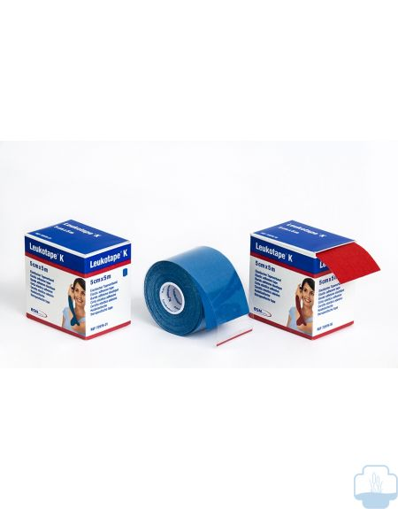 Leukotape k vendaje neuromuscular color carne