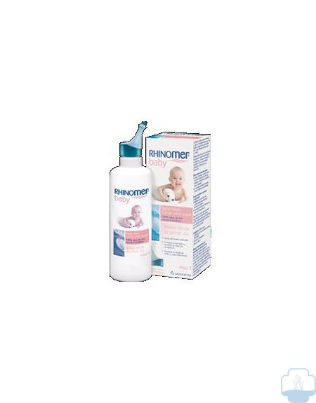 Rhinomer baby spray nasal