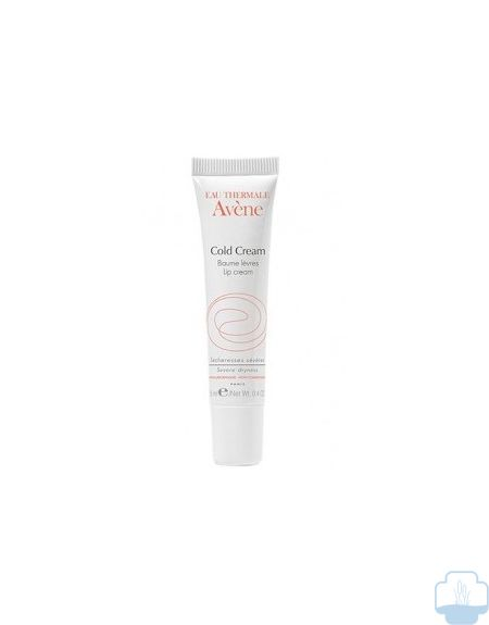 Avene balsamo labial cold cream