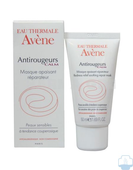 Avene antirougeurs mascarilla calm