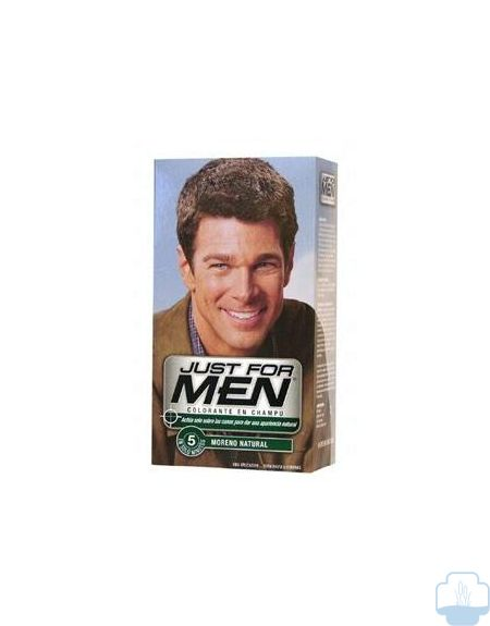 Just for men moreno natural