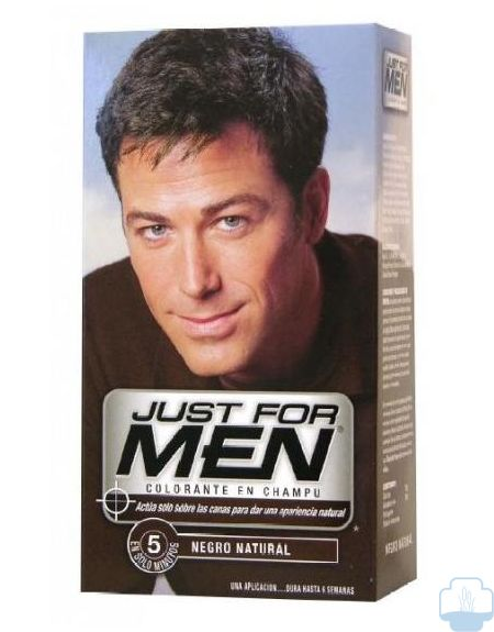 Just for men negro natural