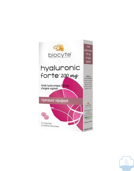 Biocyte hyaluronic forte 200 mg