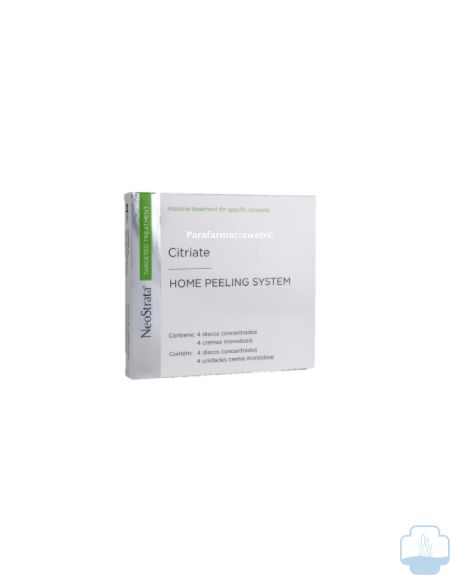 Neostrata citriate hps