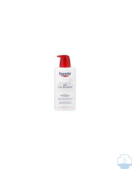 Eucerin gel de baño 1000 ml