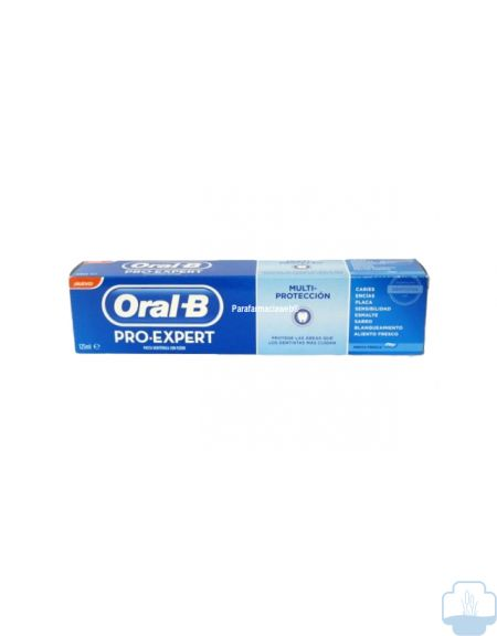 Oral-b pro-expert multiproteccion menta fresca 125 ml