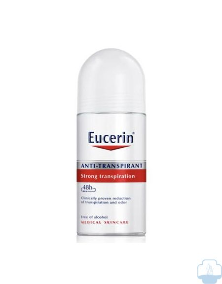 Eucerin desodorante roll on