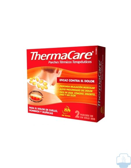 Thermacare parches termicos cuello 6 unids