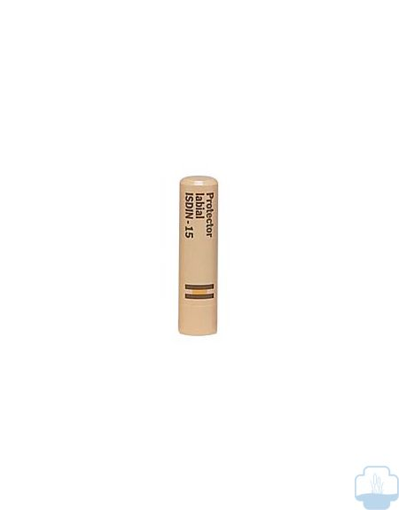 Isdin protector labial spf 15 stick