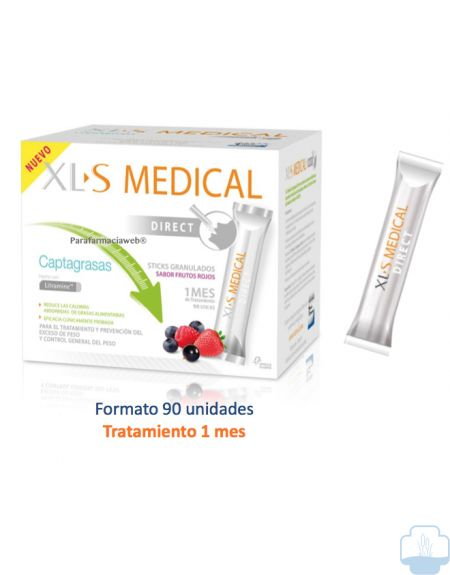 xls medical direct captagrasas sticks