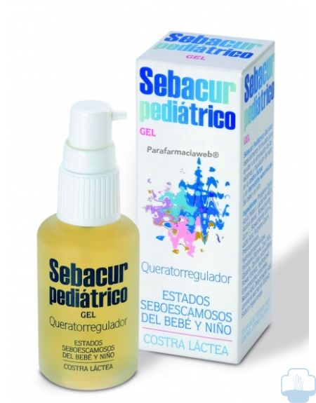 Sebacur pediatrico gel