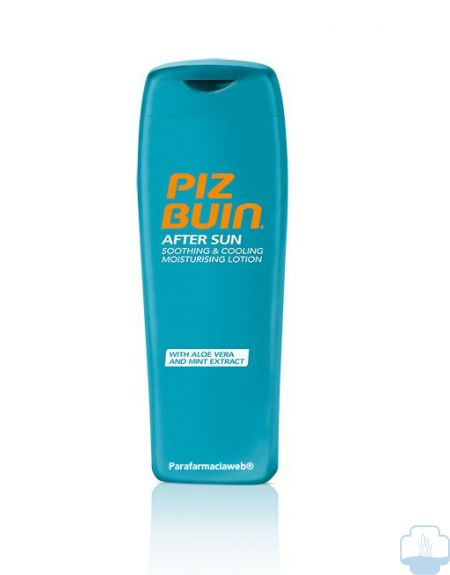 Piz buin after sun locion hidratante calmante 200 ml