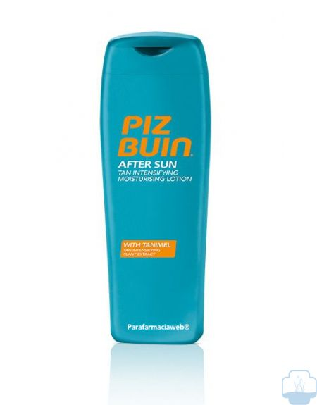 Piz buin after sun intensificador bronceado
