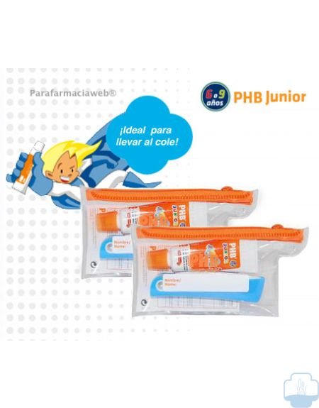 Phb junior kit cepillo pasta