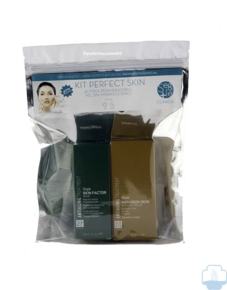 Homeosan segle clinical kit perfect skin