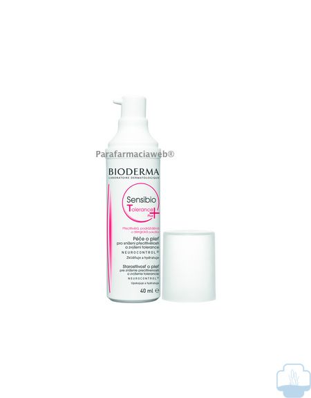 Bioderma sensibio tolerance