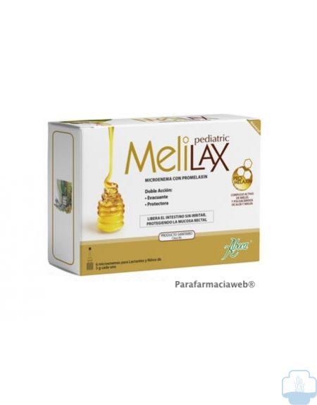 Aboca melilax pediatric