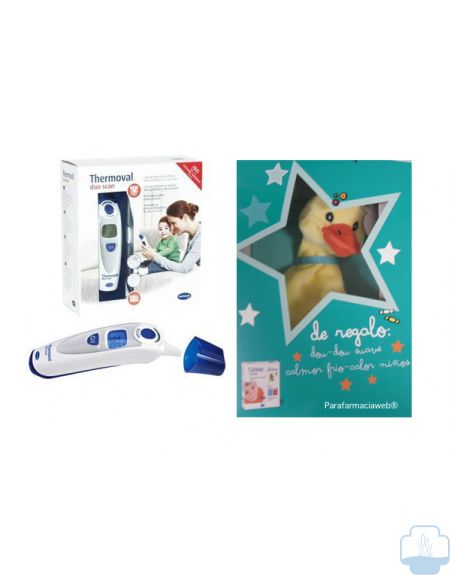 Thermoval duo scan baby fiebre