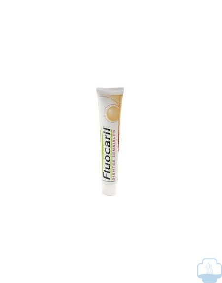 Fluocaril dentifrico dientes sensibles 75ml