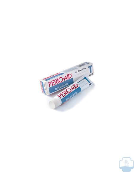 Perio aid gel dentifrico 75ml